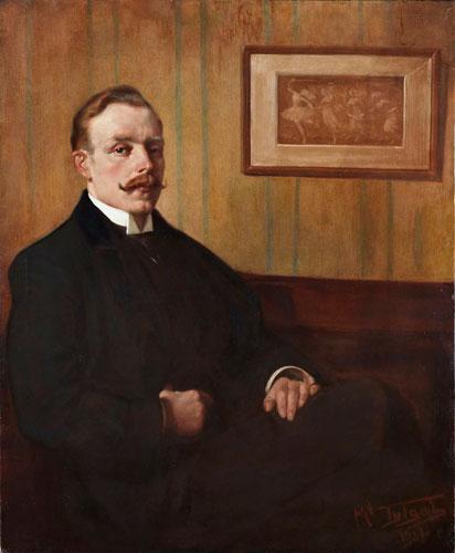 Edgar Tytgat - (1878-1957) -  - Canvas
