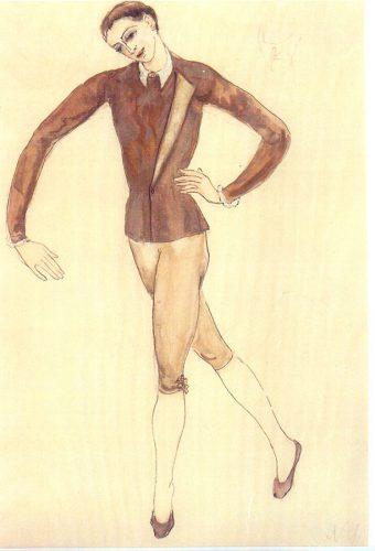 Natalla Sergeevna Goncharova - Costume Design
